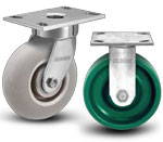 4A-110 Albion Kingpinless Series Contender™ Kingpinless Casters