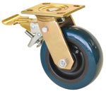 4MR-YZ MR. ROLLER SERIES YELLOW ZINC (WITH ADJUSTABLE TOTAL LOCK)