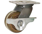 5-62SS ACORN™ SERIES STAINLESS STEEL CASTER