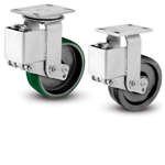 5A-42 ALBION SERIES HEAVY DUTY SPRING-LOADED CASTERS