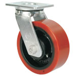 6M-U25 MUVTONS SERIES INTEGRAL KINGPIN TYPE FORGED CASTERS