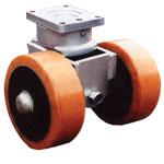 10-98K/VXDW / VYDW / VZDW Series Dual Wheel / Pivoting Axle