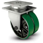 10A-850 Albion Series Shockmaster™ Kingpinless Casters