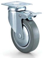 1E-07 Acorn™ Series Total Lock Casters