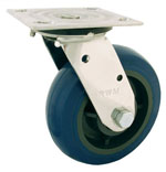 4R-S45 RWM SERIES STAINLESS STEEL CASTERS
