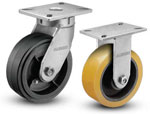 7A-400 ALBION SERIES SHOCKMASTER™ KINGPINLESS CASTER