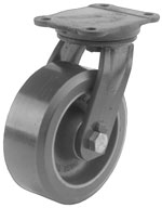 7D-R100 DARNELL SERIES HEAVY DUTY FORGED STEEL CASTER