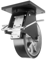 8D-4500 Darnell Series Extra Heavy Duty  Workstand Casters