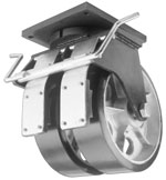 8D-5200 Darnell Series Super Heavy Duty  Workstand Casters