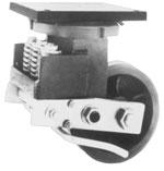 9D-5100 DARNELL SERIES SHOCK ABSORBING CASTER