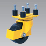 Stabilizing Casters