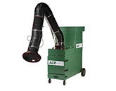 PORTABLE DUST COLLECTORS & FUME EXHAUSTERS