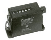 DURANT® ELECTRIC COUNTERS