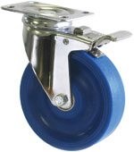 02CSS Stainless Steel (Polished) Casters